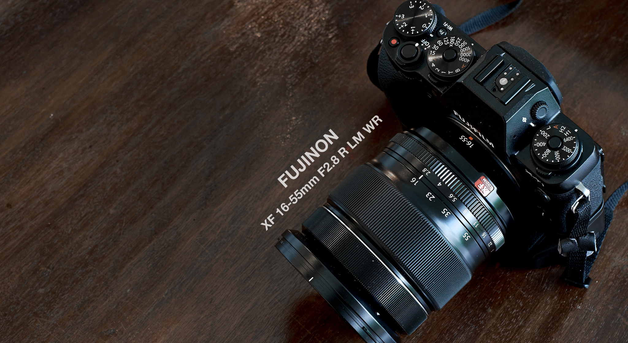 FUJI XF16-55mm F2 8 WR, the new PRIME zoom? | IVAN Joshua Loh
