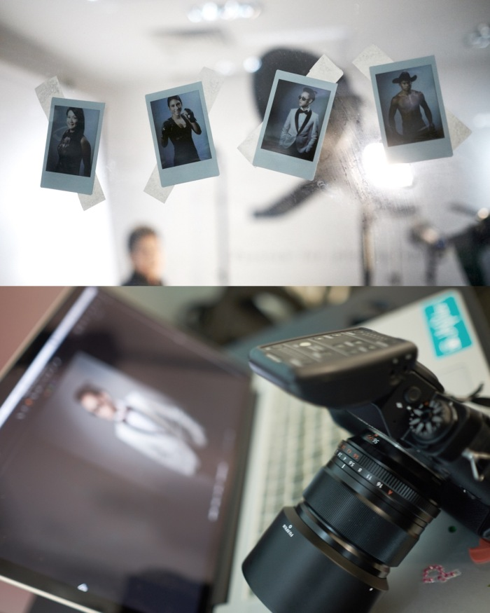 Fuji Instax printed from Fujifilm SP-1.