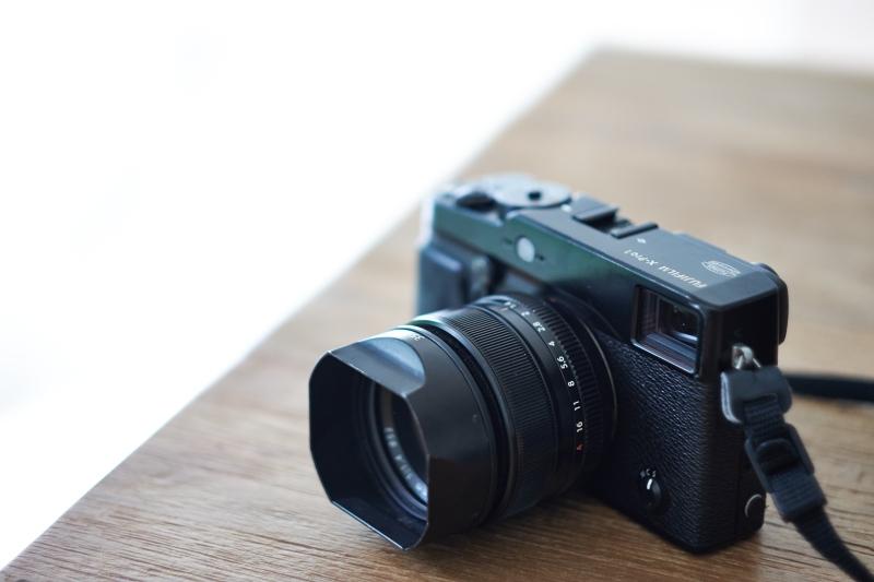 Xpro1 + XF35mm