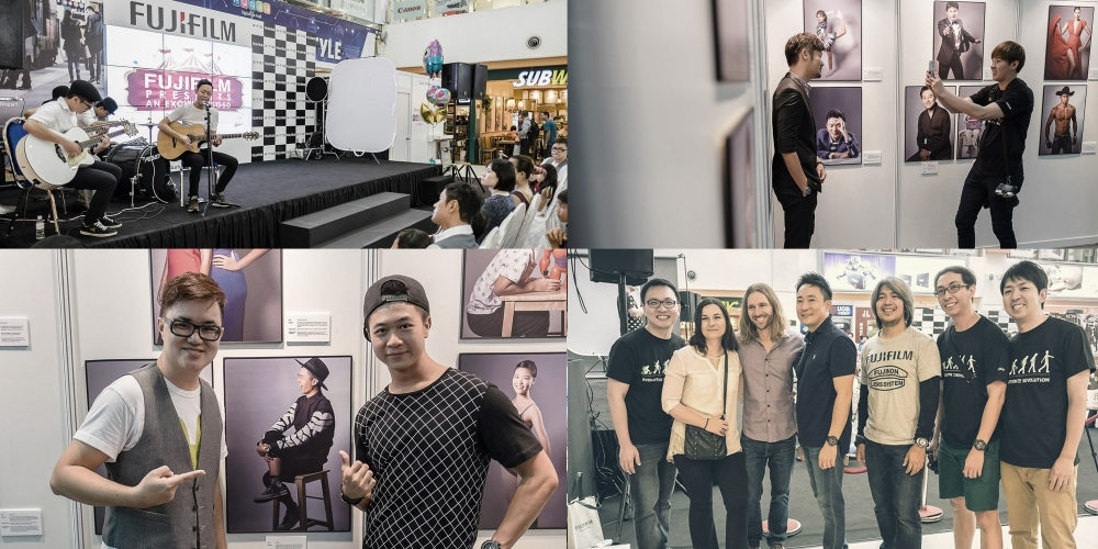 Fujifilm SG50 Carnival + X-T10 Launch + Celebrate50 Exhibition by Fuji x-photographer, Ivan Joshua Loh Photo by Jere Jax.