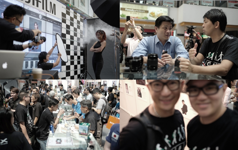 Fujifilm SG50 Carnival + X-T10 Launch + Celebrate50 Exhibition by Fuji x-photographer, Ivan Joshua Loh
