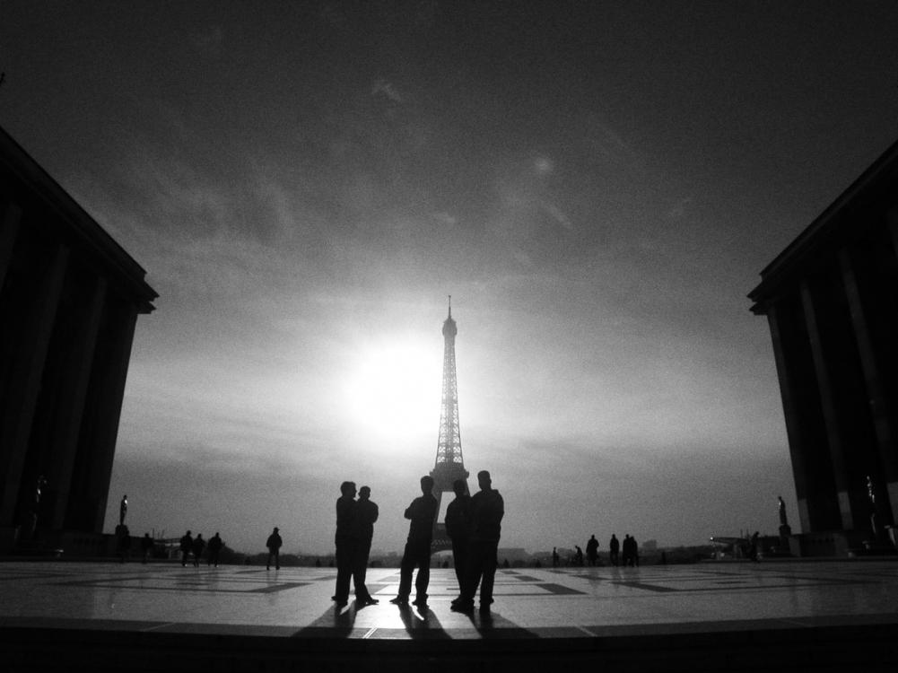 #074 Paris, France.