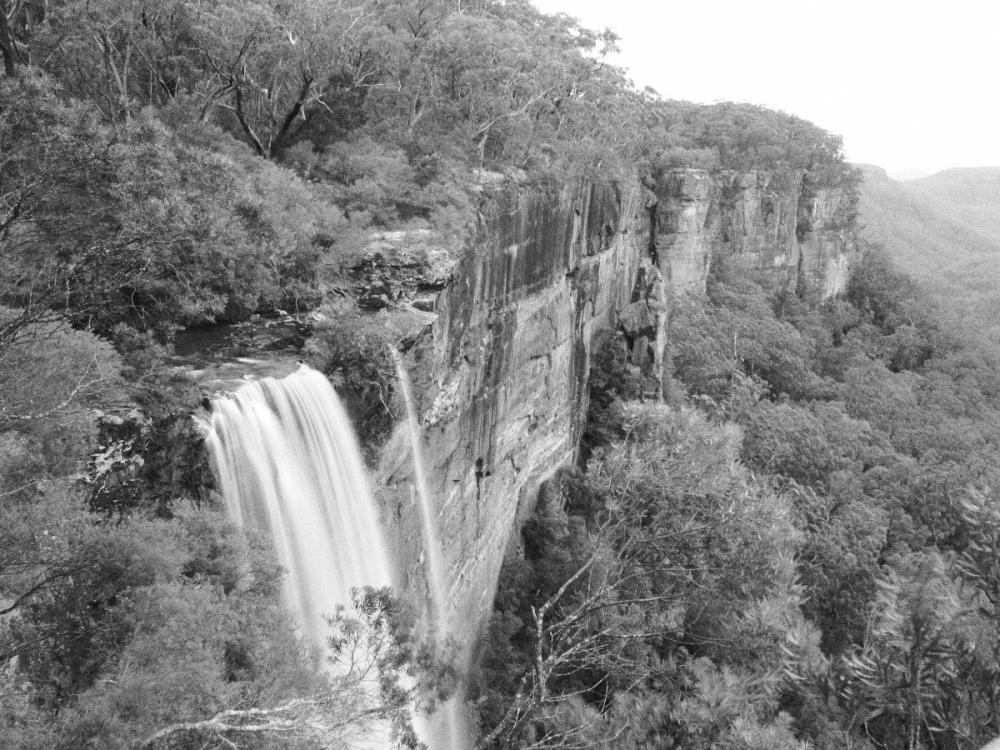 #019 Fitzroy Fall, Australia