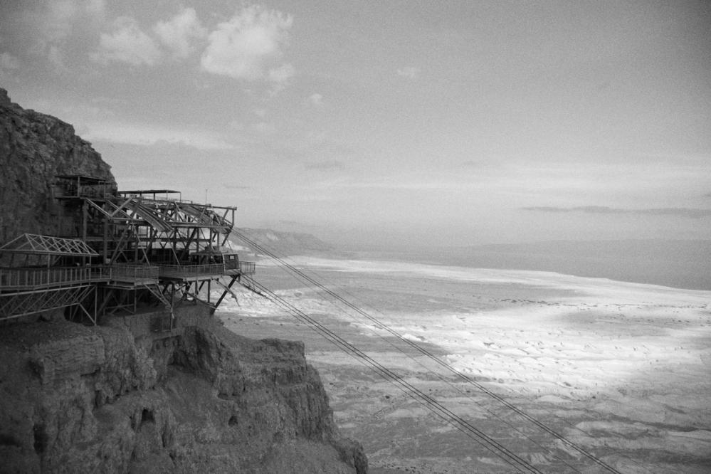 #083 Masada, Israel.