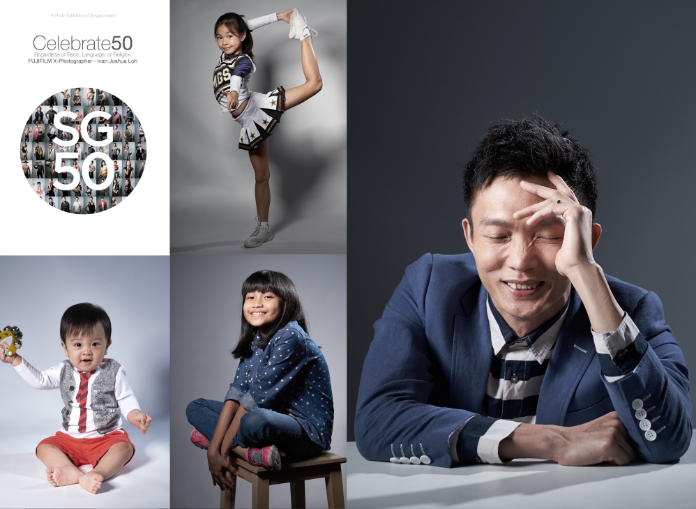 Celebrate50 Exhibition by Fujifilm X-photographer, Ivan Joshua Loh