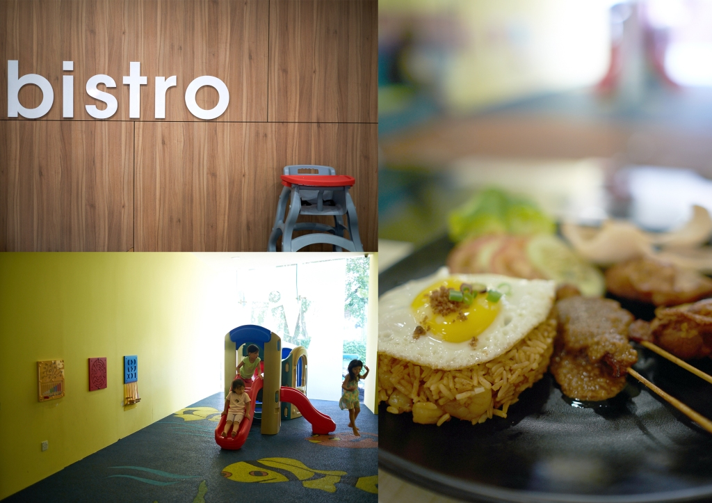 ToTT Bistro & indoor playground