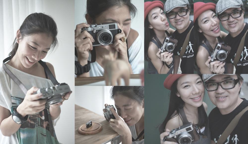 Fujifilm X Ambassador Belinda Lee.