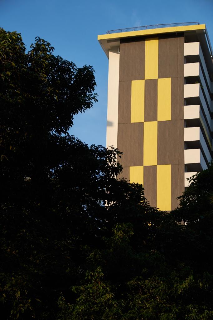 Public Housing; Singapore.