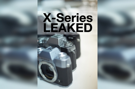 Unknown X-Series Leaked!
