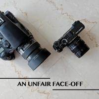 X-Pro2 vs Medium Format. An unfair face-off.