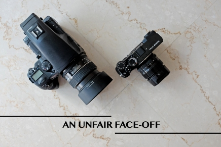 X-Pro2 vs Medium Format. An unfair face-off.