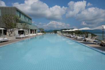 Main pool. X70 + WCL