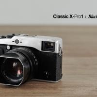 Silver X-Pro1