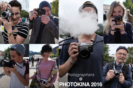 Photographers @ Photokina