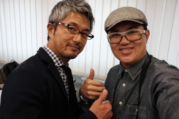 Masazumi Imai, the man that design X100 and now GFX.