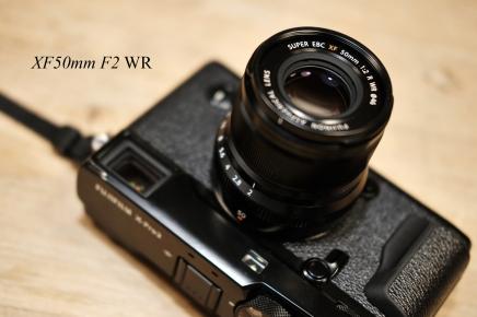 XF50mm F2 WR