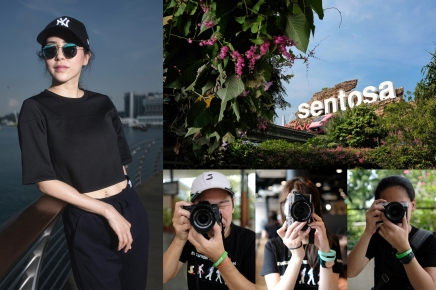 Photowalk : Re-discovering Sentosa.