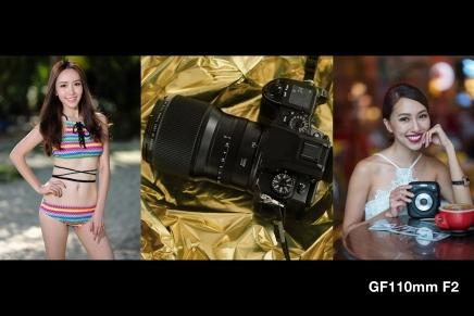 GF110mm F2 : Worth inGold.