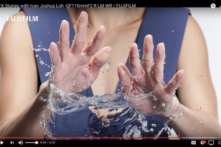 BTS Video/ GF110mmF2