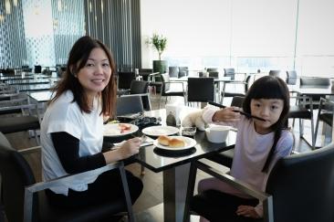 Breakfast with Mama. X100F
