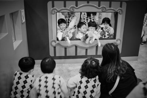 Puppet Show. X100F