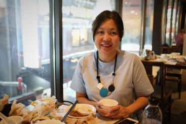 Dinner at Ting Tai Fung. X100F