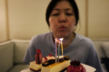 Birthday birthday darling. X100F