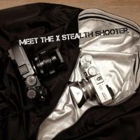 Meet the X Stealth Shooter.
