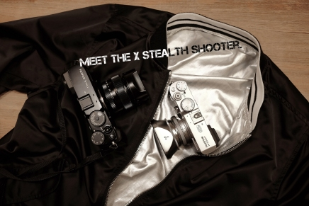 Meet the X Stealth Shooter.