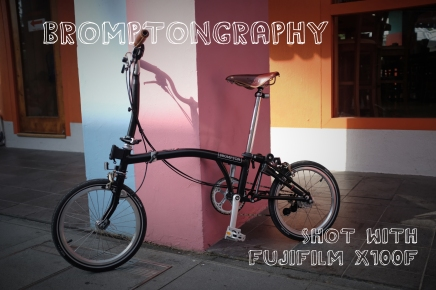 BROMPTONgraphy