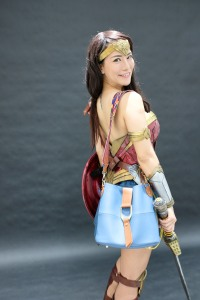 Wonder Women loves bags too!