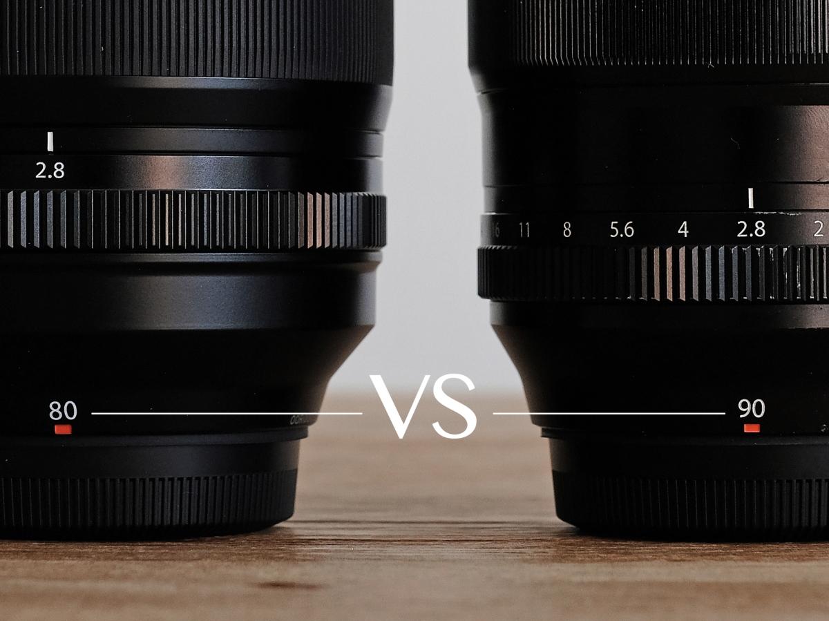 XF80 vs XF90