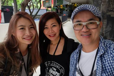 Thank you Dr Yeak Hwee Lee and Yujin Atelier for coming to ShootSin. Girlpower Rocks!