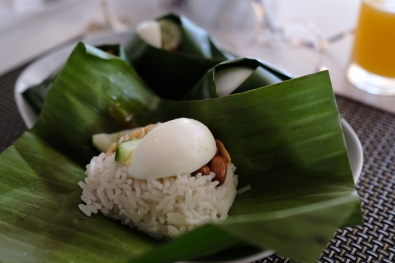 Special Nasi Lemak for us.....