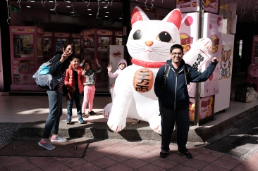 Hello Taipei.
