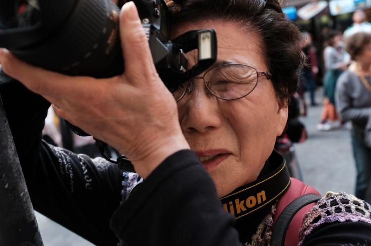 I am Nikon. Taken with Fujifilm.