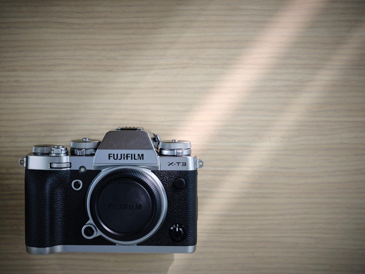 X-T3. Fujifilm Finest.