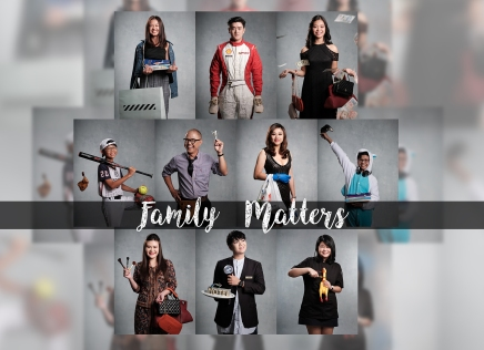 Family Matters with GFX