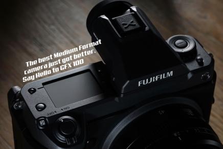 GFX100. Mini Review.