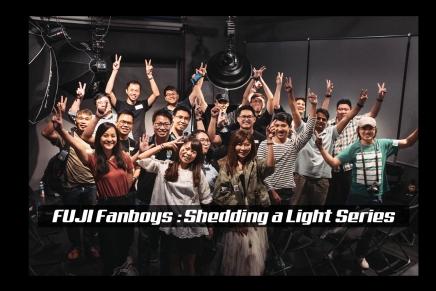 Fuji Fanboys : Shedding A LightSeries.