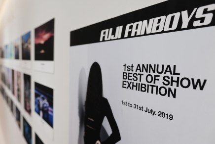 Fuji Fanboys 1st Best of ShowExhibition