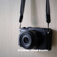 GF50mm. Small Wonder*
