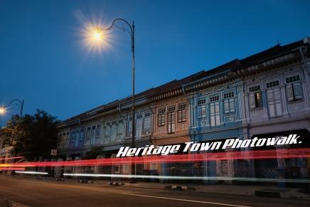 Heritage Town Photowalk.