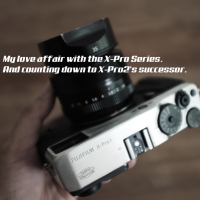 Counting down to X-Pro2's successor.