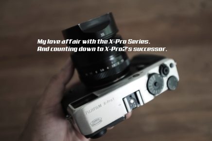 Counting down to X-Pro2'ssuccessor.