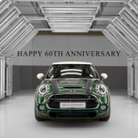 Happy 60th Anniversary MINI.