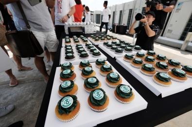 Anniversary Cupcakes. X-Pro2 + XF10-24mm.