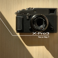 X-Pro3, Yea or Nay?