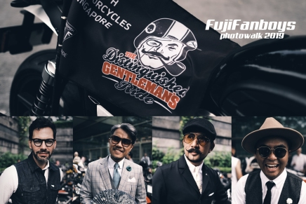 The Distinguished FujiFanboys Photowalk