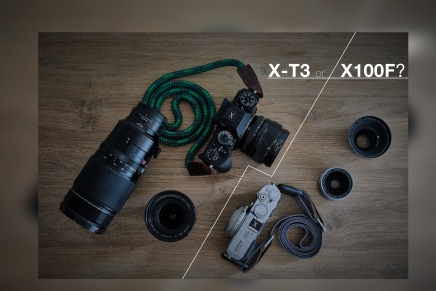 X-T3 or X100F?